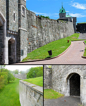 Image illustrative de l'article Fortifications de Québec