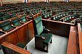 Fotel Prezydenta w Sali Posiedzeń Sejmu.JPG