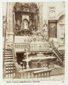 Fotografi av Sevilla. Catedral, Capilla Real de San Fernando - Hallwylska museet - 104783.tif
