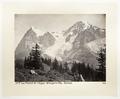 Fotografi av berg i Schweiz - Hallwylska museet - 103176.tif