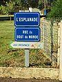 Fouchères-FR-89-pannonceau de rue-01.jpg
