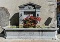 Fountain at rue Farel in Aigle.jpg