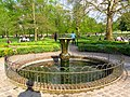 Fountain in Greenwich Park herb garden (geograph 3447623).jpg