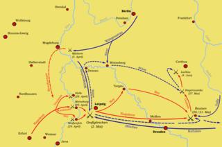 Battle of Luckau battle