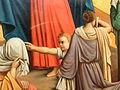 Fr Pfettisheim Chemin de croix station VIII child detail 1.jpg