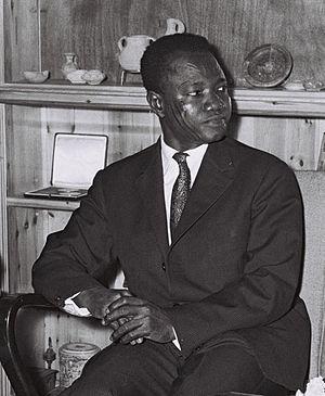 François Tombalbaye - Image: François Tombalbaye p 1959