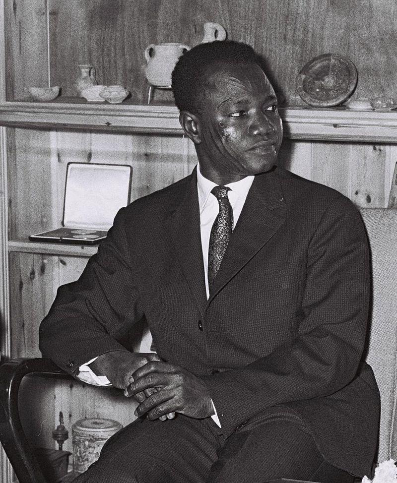 Франсуа Томбалбай
