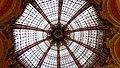 France - Paris, Dome in Galleries Lafayette - panoramio.jpg