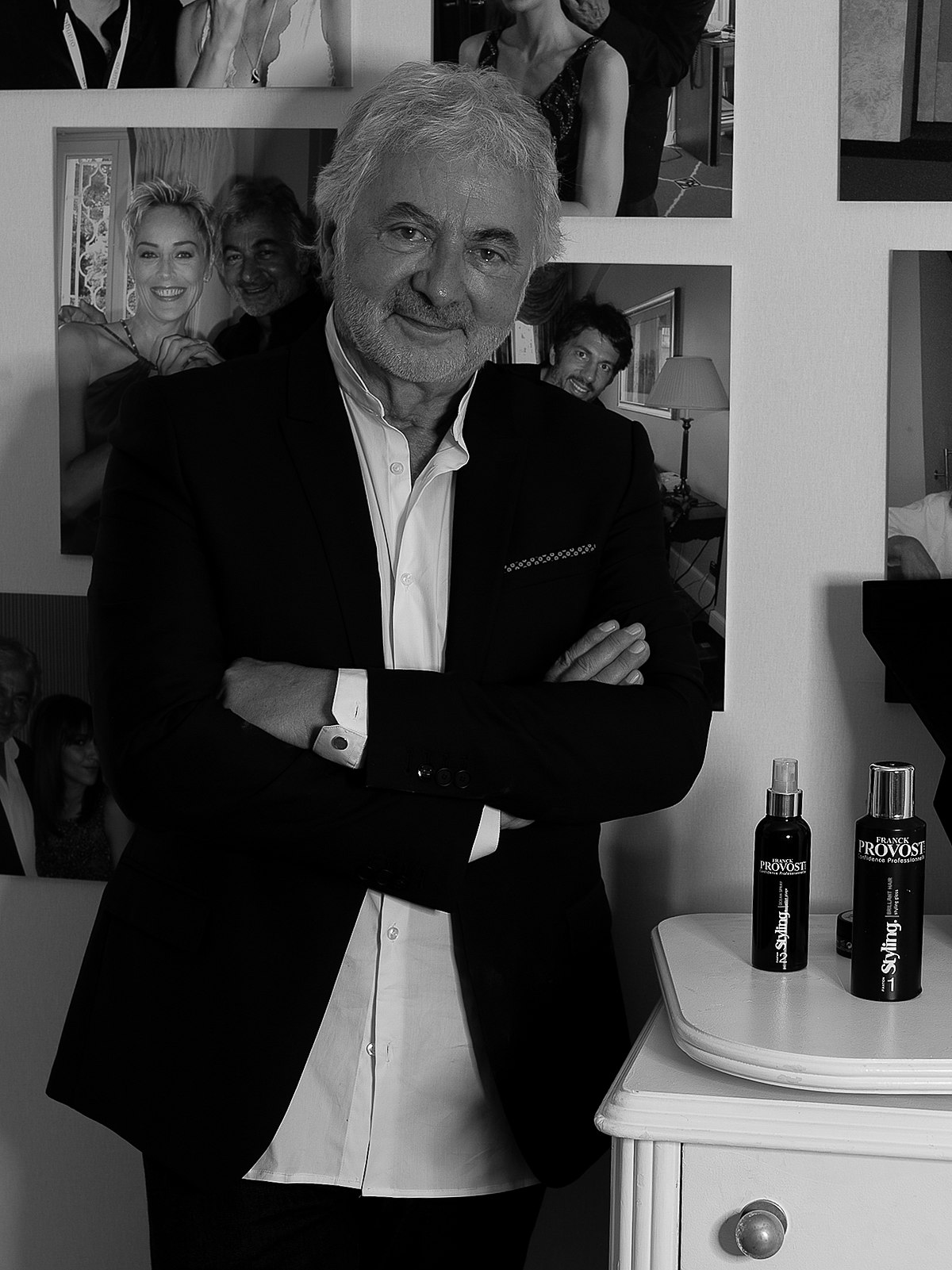 Franck provost wikip dia - Salon de coiffure franck provost tarifs ...