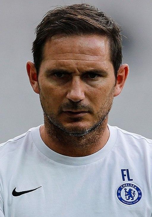 Frank Lampard 2019