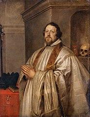Portrait of a Clergyman