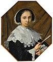 Frans Hals - Portrait of a woman in an octagonal frame - Stuttgart.jpg