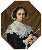 Frans Hals - Portrait of a woman in an octagonal frame - Stuttgart.jpg