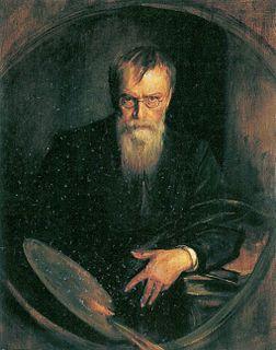 Franz von Lenbach German painter