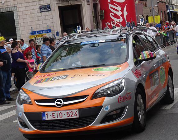 Frasnes-lez-Anvaing - Tour de Wallonie, étape 1, 26 juillet 2014, départ (C63).JPG
