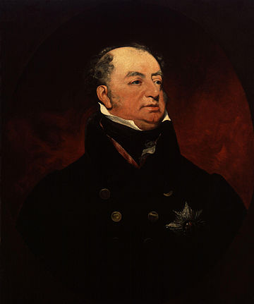 The Duke of York in 1822. Frederick, Duke of York and Albany by John Jackson.jpg