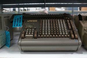 Friden, Inc. - Friden Calculator