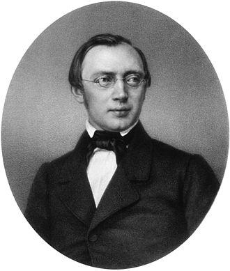 Friedrich Theodor von Frerichs - Friedrich Theodor von Frerichs