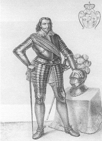 Frederick V, Margrave of Baden-Durlach - Frederick V, Margrave of Baden-Durlach
