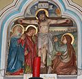 Friesach - Dominikanerkirche - Kreuzwegstation12.jpg