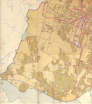 kart over frogner Frogner Hovedgård – Wikipedia kart over frogner