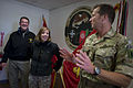 From left, U.S. Deputy Secretary of Defense Ash Carter and his wife, Stephanie, laugh with British Army Brig. Gen. Paul Nanson, a deputy commanding general for Regional Command Southwest, prior to a meeting 131129-D-BW835-2121.jpg