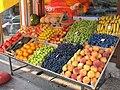 Fruit stall, Sarajevo (3887477230).jpg