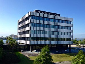 Morris Communications - The Florida Times-Union Building located in Jacksonville, Florida