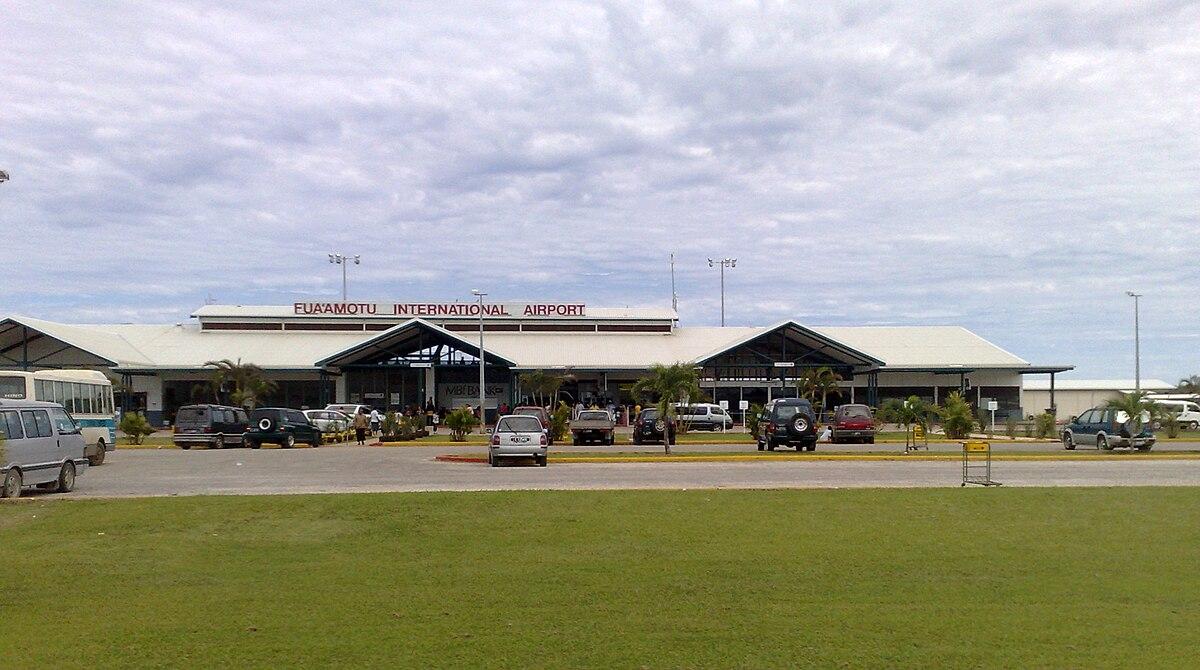 Fua U02bbamotu International Airport