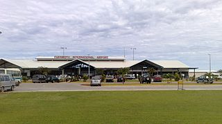 Fuaʻamotu International Airport airport
