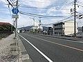 Fukuoka Prefectural Road No.29 near Kumanokoshiike Pond.jpg