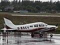 G-BSCY Piper Cherokee Warrior 28 Take Flight Aviation Ltd (35710909650).jpg