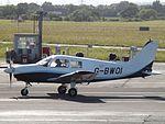 G-BWOI Piper Cadet 28 (28946358414).jpg