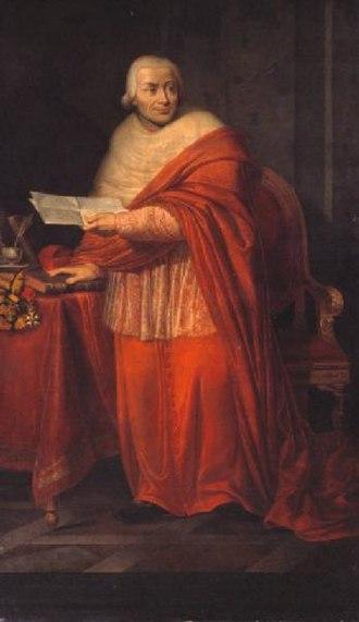 Giovanni Battista Caprara - Image: GB Caprara