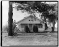 GENERAL VIEW OF NORTH (FRONT) ELEVATION - Chemawa Indian School, House, 2974 Misty Street, Salem, Marion, OR HABS ORE,24-SAL,1J-1.tif