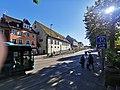 GER — BY – Landkreis Lindau (Bodensee) – Lindau (Bodensee) – Insel – Bei der Heidenmauer 13 (Bauwerk) 2020.JPG