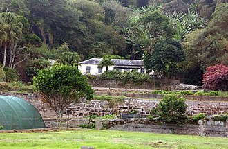 Green Mountain - Image: GREEN MOUNTAIN SETTLEMENT ASCENSION ISLAND