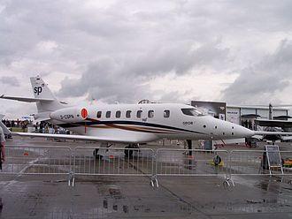 Grob G180 SPn -  Grob G180 SPn at ILA 2006