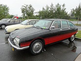 Citroën GS - Citroën GS