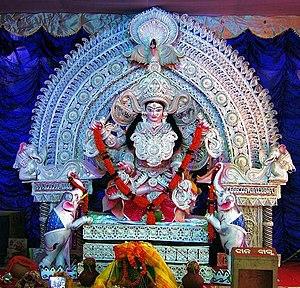 Sharad Purnima - Gaja Lakshmi