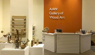 American Association of Woodturners - The AAW Gallery of Wood Art