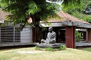 English: Sabarmati Ashram (Gandhi Ashram), Ahm...