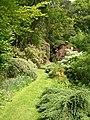 Garden at Ffynone - geograph.org.uk - 1281748.jpg