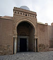 Gate, western wall of the Great Mosque of Kairouan.jpg