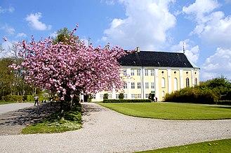 Næstved Municipality - Image: Gavno Slot (2461557643)