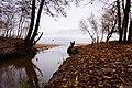 Gdzie Potok Oliwski wpada do morza ... Park Jelitkowski, Gdańsk - Jelitkowo - panoramio.jpg