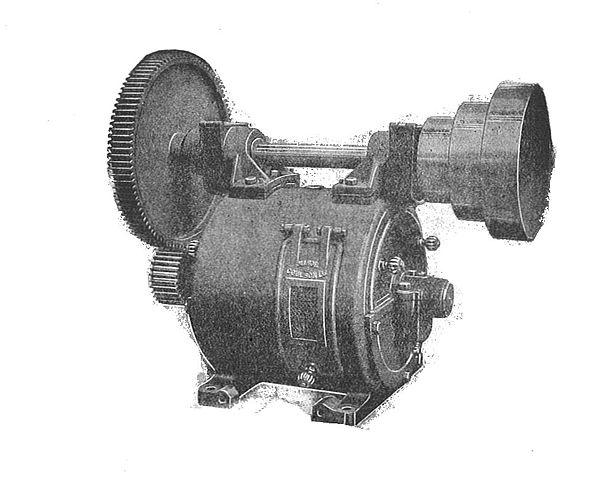 File Geared Electric Motor For Belt Drive Rankin Kennedy Modern Engines Vol Vi Jpg