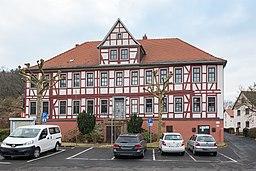 Hanauer Landstraße in Gelnhausen