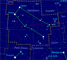Description de l'image Gemini constellation map-fr.png.