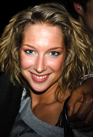 Clare Devine - Gemma Bissix (Pictured) won several awards for her portrayal